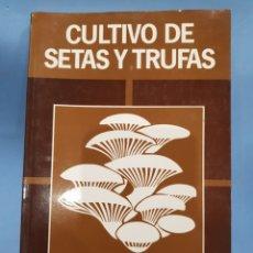 Libros: CULTIVO DE SERAD Y TRUFAS , EDICIONES MUNDI-PRENSA, MARIANO GARCIA ROLLAN ,AÑO 1991. Lote 252070235