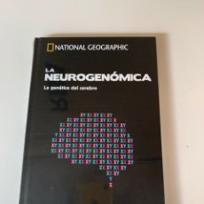 Libros: SECRETOS DEL CEREBRO NATIONAL GEOGRAPHIC LA NEUROGENOMICA. Lote 253486865