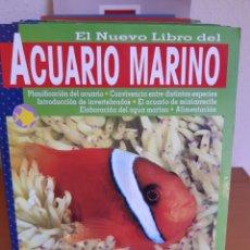 Livros: ACUARIO MARINO JOHN H TULLOCK. Lote 263589025
