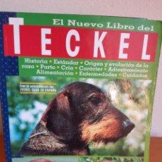 Libri: TECKEL SALVADOR GOMEZ TOLDRA. Lote 263637885