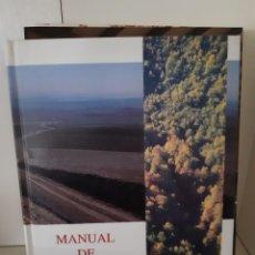 Libros: MANUAL DE FORESTACION JUNTA DE CASTILLA Y LEON. Lote 266740763