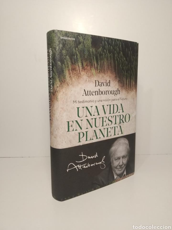 Libros: Una vida en nuestro planeta Mi testimonio y una visión para el futuro David Attenborough - Foto 2 - 264228108