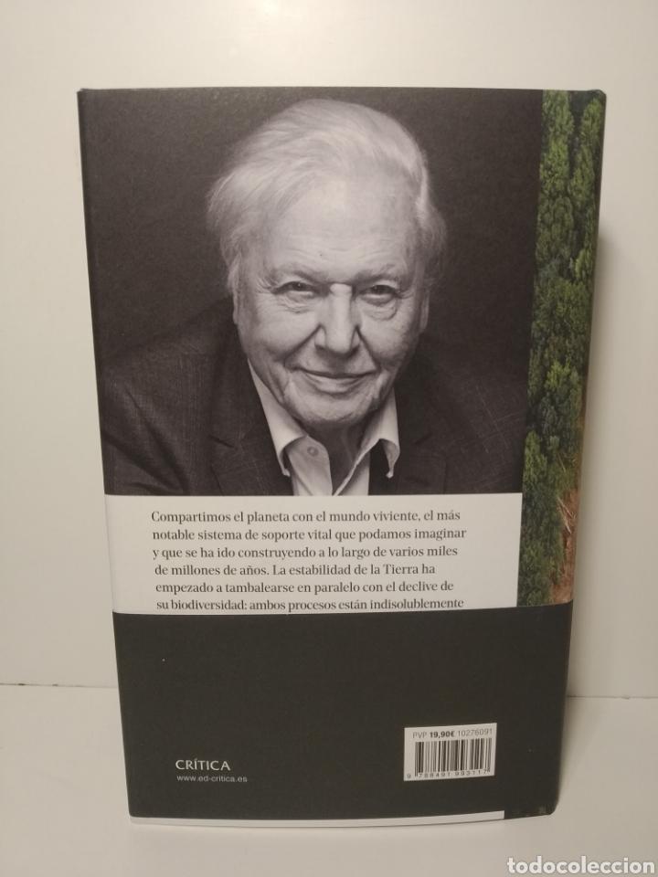 Libros: Una vida en nuestro planeta Mi testimonio y una visión para el futuro David Attenborough - Foto 3 - 264228108