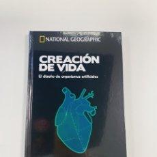 Libros: COLECCIÓN CIENCIA Y CEREBRO CREACIÓN DE VIDA. Lote 267168964