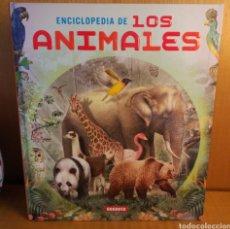 Libros: ENCICLOPEDIA DE LOS ANIMALES. SUSAETA. Lote 268164109