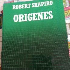 Libros: ORÍGENES, ROBERT SHAPIRO. Lote 269446138