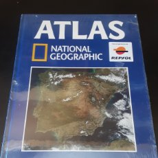 Libros: ATLAS NATIONAL GEOGRAPHIC. ESPAÑA. N11.. Lote 270861528