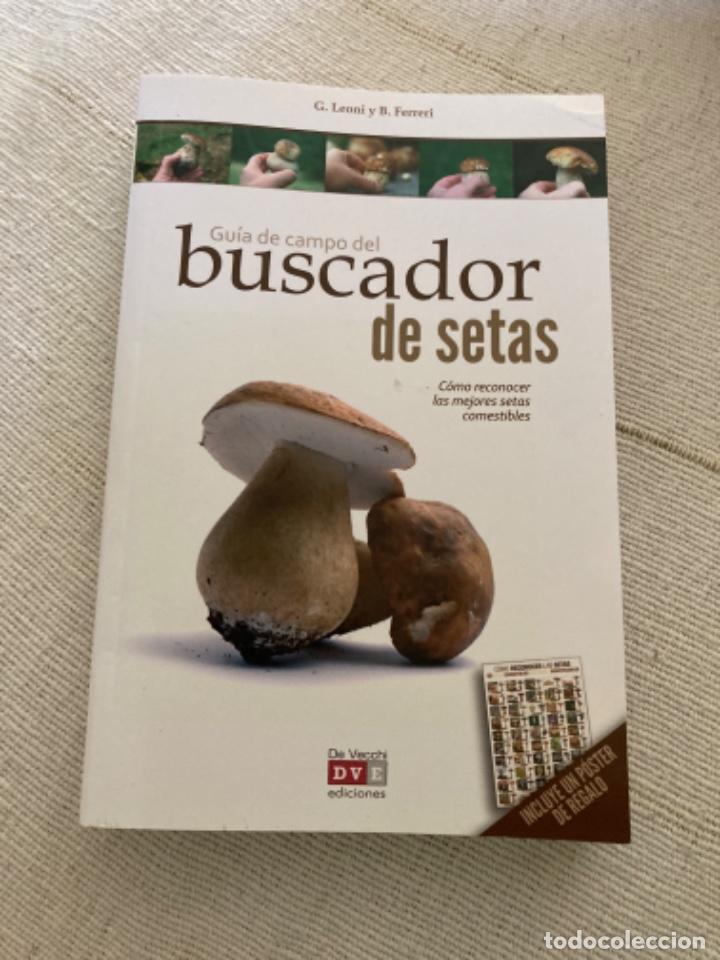 GUÍA DE CAMPO DEL BUSCADOR DE SETAS. COMO RECONOCER LAS MEJORES SETAS COMESTIBLES (Libros Nuevos - Ciencias, Manuales y Oficios - Biología)