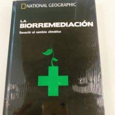 Libros: COLECCIÓN CEREBRO Y CIENCIA LA BIORREMEDIACIÓN - NUEVA. Lote 276456383