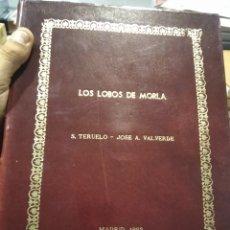Libros: LOS LOBOS DE MORLA 1992. Lote 279329343