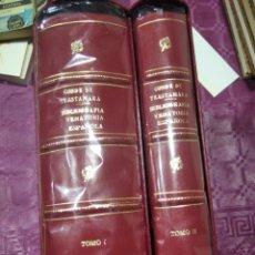 Libros: BIBLIOTECA VENATORIA ESPAÑOLA CONDE DE TRASTÁMARA. Lote 279330363