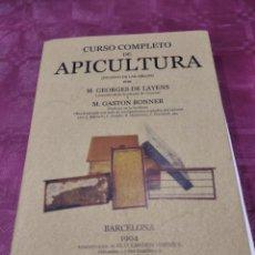 Livres: CURSO COMPLETO DE APICULTURA. Lote 280753503