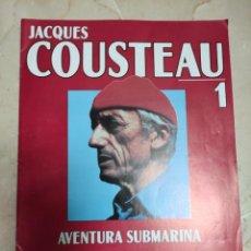 Libros: FASCICULO 1, J. COUSTEAU, RBA. Lote 280842858