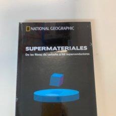 Libri: COLECCIÓN CEREBRO & CIENCIA SUPERMATERIALES - NUEVO. Lote 289015228