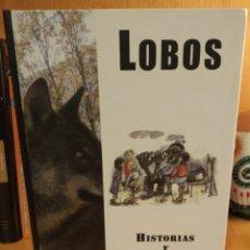 Libros: LOBOS. Lote 290669178