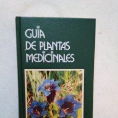 Libros: GUIA DE PLANTAS MEDICINALES, GRIJALBO ( 1 EDICIÓN ). Lote 293512748