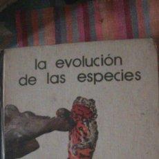Libros: BIBLIOTECA SALVAT DE GRANDES TEMAS VOLUMEN 023: LA EVOLUCION DE LAS ESPECIES. SALVAT, 1973. Lote 293814293