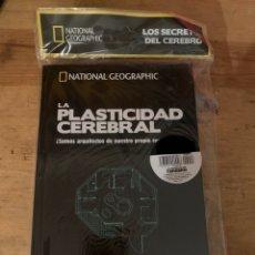 Libros: LA PLASTICIDAD CEREBRAL - COLECCIÓN SECRETOS CEREBRO. Lote 295592028