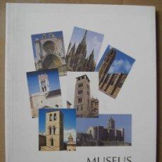 Libros: MUSEUS DIOCESANS DE CATALUNYA. Lote 13518285