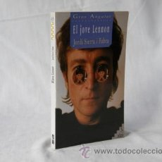 Libros: EL JOVE LENNON - JORDI SIERRA I FABRA *** NOU ***¡¡¡OFERTA 3X2!!!. Lote 30826881