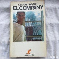 Libros: EL COMPANY. CESARE PAVESE.. Lote 88903912