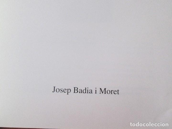 Libros: L ametlla del valles = galeria de personatges = per JOSEP BADIA I MORET - Foto 4 - 90368720