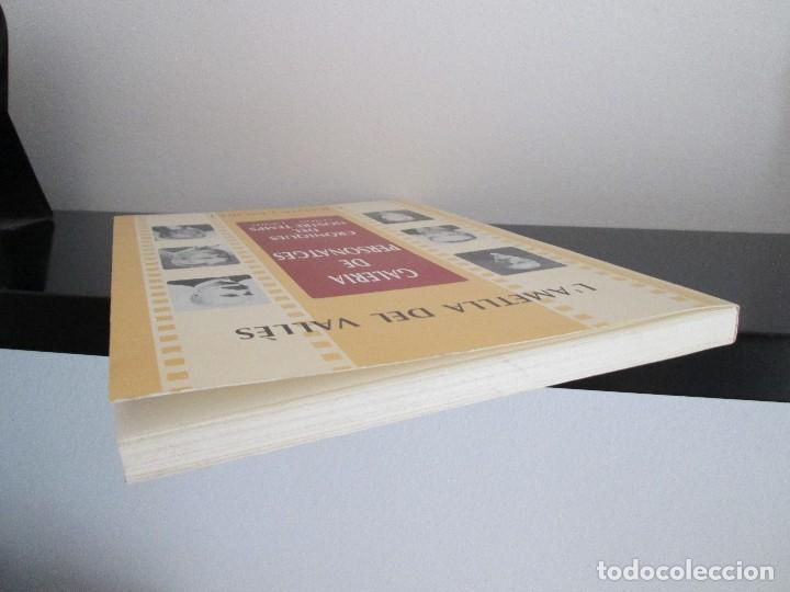Libros: L ametlla del valles = galeria de personatges = per JOSEP BADIA I MORET - Foto 6 - 90368720