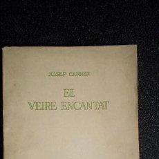 Libros: LITERATURA CATALANA. POESÍA CATALANA. CATALUNYA. CATALUÑA.. Lote 125191791