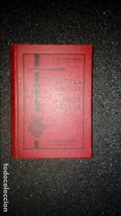CATALUNYA. DICCIONARIO CATALÁ-CASTELLÁ. CASTELLÁ-CATALÁ. CATALUÑA. (Libros Nuevos - Idiomas - Catalán )
