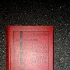 Libros: CATALUNYA. DICCIONARIO CATALÁ-CASTELLÁ. CASTELLÁ-CATALÁ. CATALUÑA.. Lote 126366835