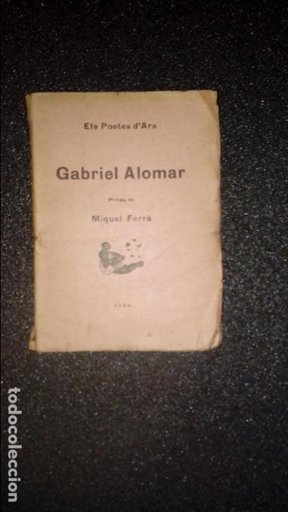 CATALUNYA. POESIA CATALANA. LITERATURA CATALANA. CATALUÑA. (Libros Nuevos - Idiomas - Catalán )
