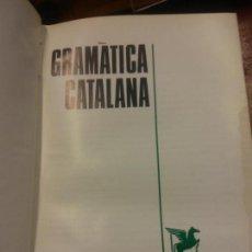 Libros: BJS.GRAMATICA CATALANA.EDT, SALVAT... Lote 154801878