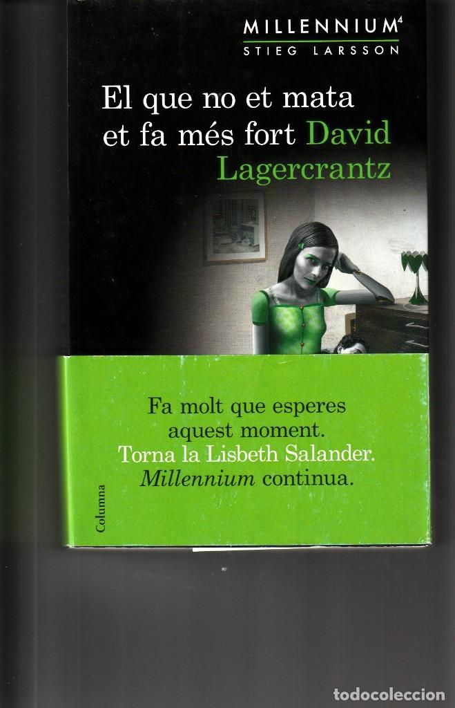 LIBRO, EL QUE NO ET MATA ET FA MES FORT (Libros Nuevos - Idiomas - Catalán )