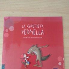 Libros: LA CAPUTXETA VERMELLA. PETITS CONTES NOU. Lote 178781472