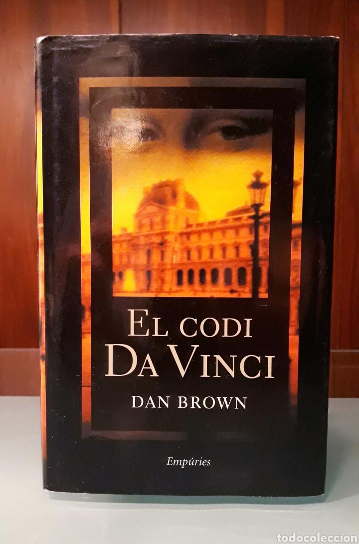 EL CODI DA VINCI DAN BROWN (Libros Nuevos - Idiomas - Catalán )