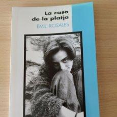 Libros: LA CASA DE LA PLATA. EMILI ROSALES. NUEVO. Lote 190584530