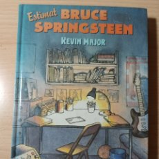 Livres: ESTIMAT BRUCE SPRINGSTEEN. KEVIN MAJOR. NUEVO. Lote 192688765