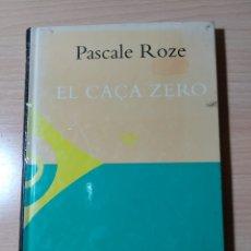 Libros: EL CAÇA ZERO. PASCALE ROZE. NUEVO. Lote 192761365