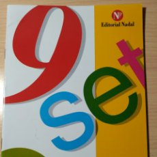 Libros: COL 9 SET. PROBLEMES N 18 ED NADAL NUEVO. Lote 192945126