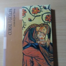 Libros: CURIAL I GÜELFA. JORDI TIÑENA. CATALÁN. Lote 196784466