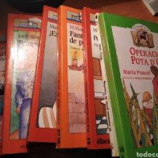 Libros: LOTE DE LIBROS INFANTILES EN CATALAN. Lote 196795677