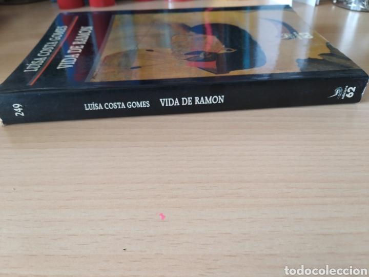Libros: Vida de Ramon. Luísa Costa Gomes. Catalán - Foto 3 - 196995232