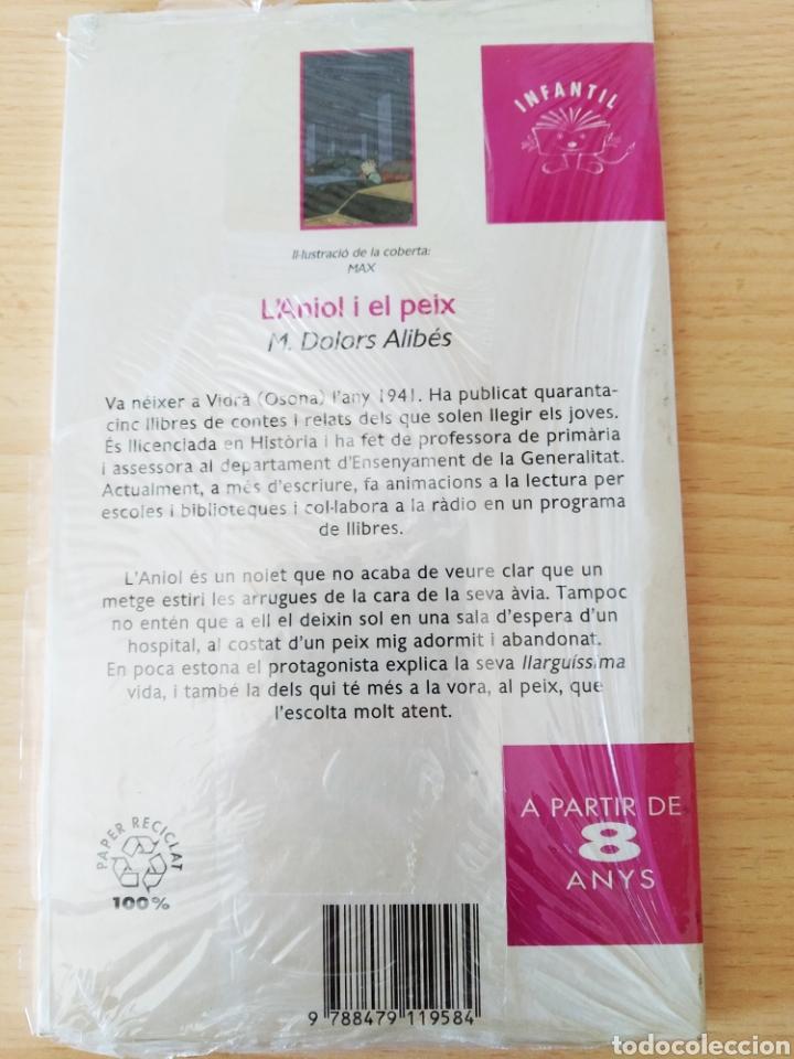 Libros: Laniol i el peix. M Dolors Alibés. Catalán. PRECINTADO - Foto 2 - 197194125