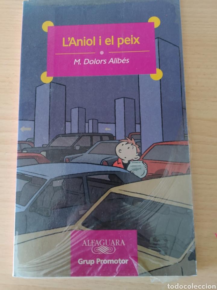 L'ANIOL I EL PEIX. M DOLORS ALIBÉS. CATALÁN. PRECINTADO (Libros Nuevos - Idiomas - Catalán )