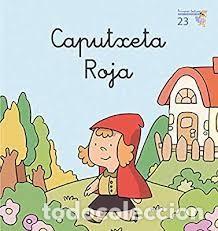 CAPUTXETA ROJA (Libros Nuevos - Idiomas - Catalán )