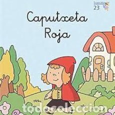 Libros: CAPUTXETA ROJA. Lote 197220226