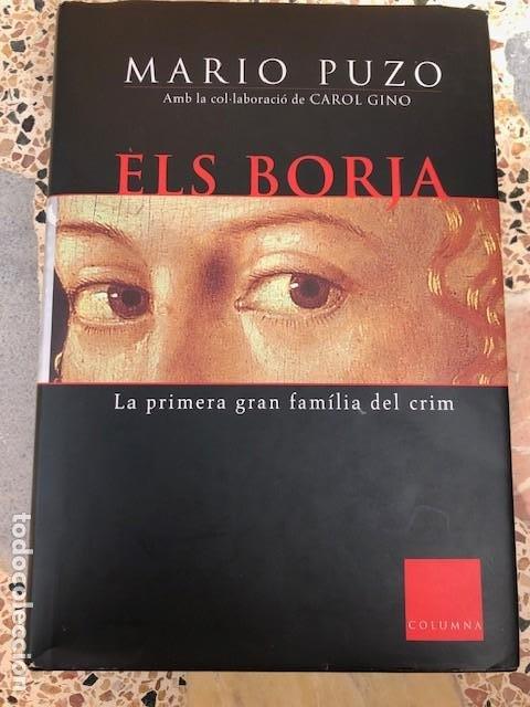 ELS BORJA, DE MARIO PUZO (Libros Nuevos - Idiomas - Catalán )