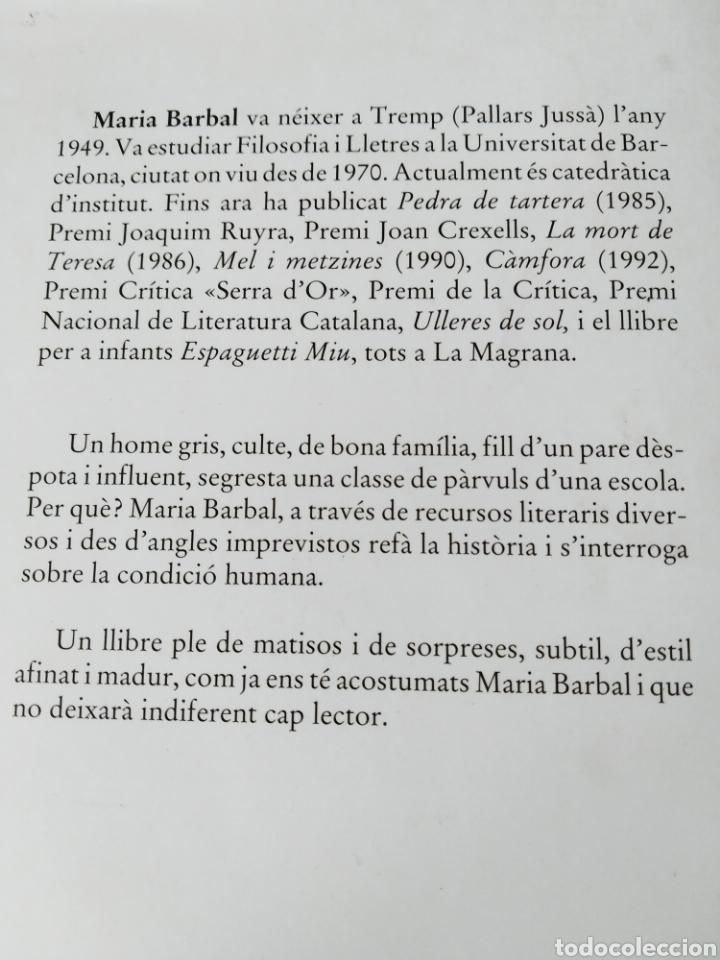 Libros: Escrivia Cartes al cel. María Barbal. Nuevo. Libro en catalán - Foto 2 - 197797320