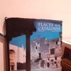 Libros: PLACES DE CATALUNYA-VICENÇ LLORCA. Lote 200512338