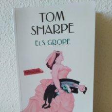 Libros: ELS GROPE. TOM SHARPE. CATALÁN. NUEVO. Lote 204754560